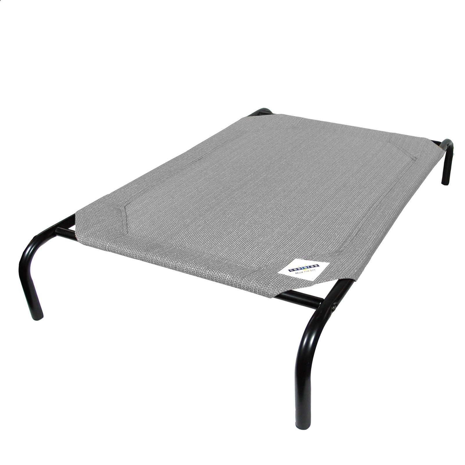 Raised Pet Bed Elevated Large Camping Cot Indoor Outdoor