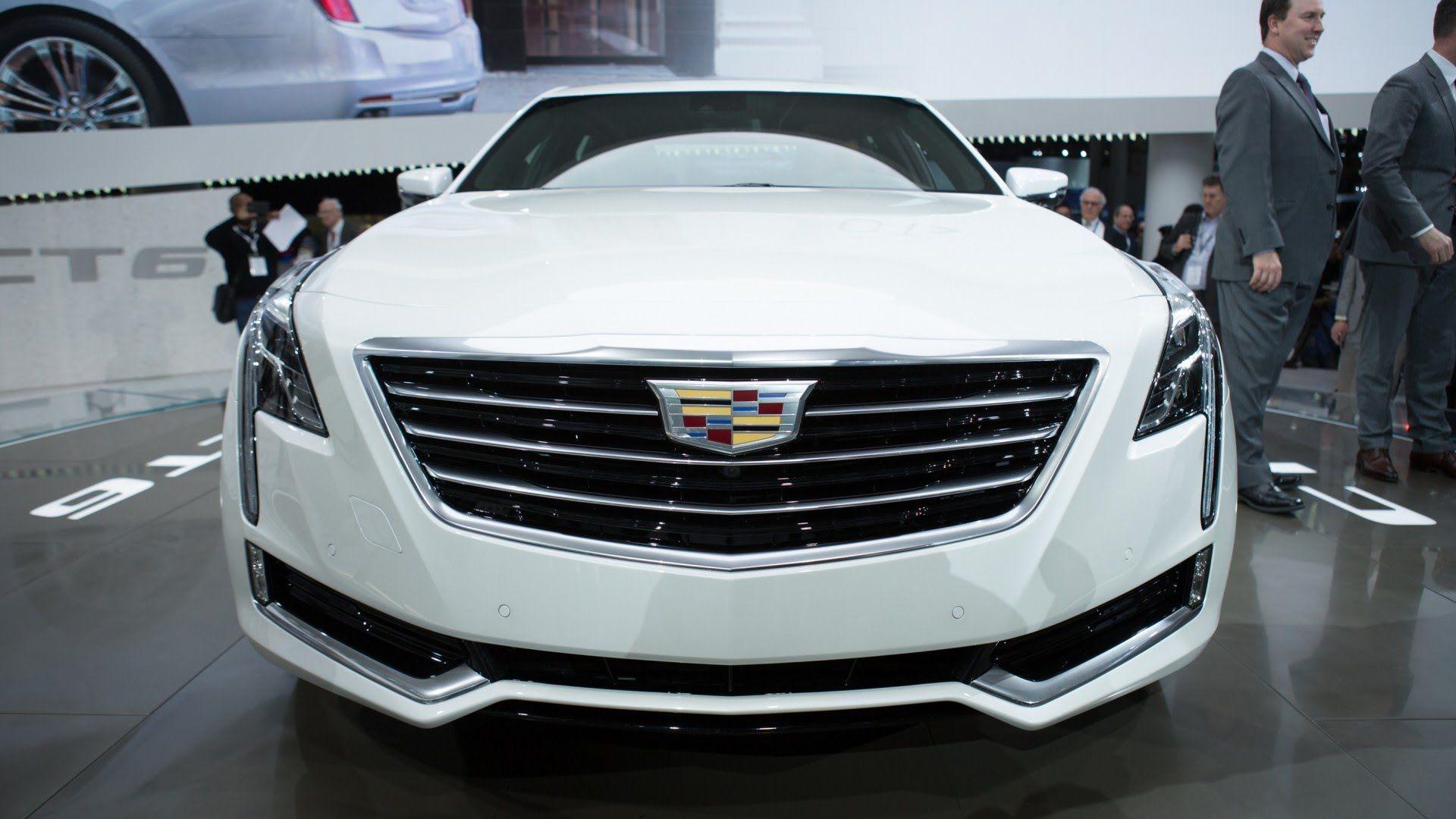 Cadillac CT6 un gran sedán liviano con tecnología de punta