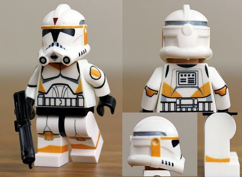 Commander Boil   Lego Star Wars   Pinterest   Lego, Lego star wars ...