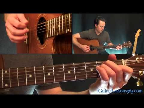 Take Me Home Country Roads Guitar Lesson John Denver Youtube