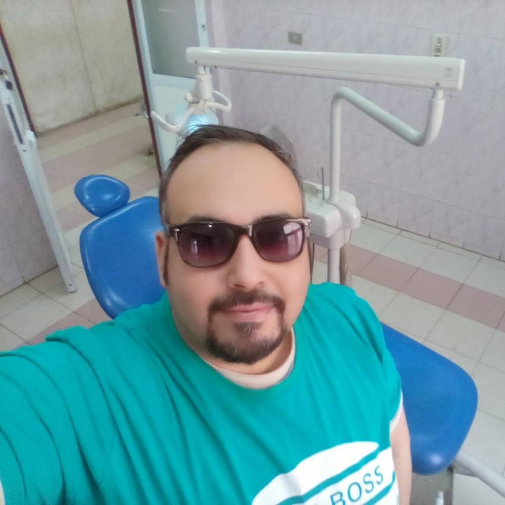 عيادة الاسنان د حاتم البيطار عيادة طبية د حاتم البيطار أستشاري الاسنان ومحاضر ادارة المستشفيات ومكافح Square Sunglasses Men Mens Sunglasses Square Sunglasses