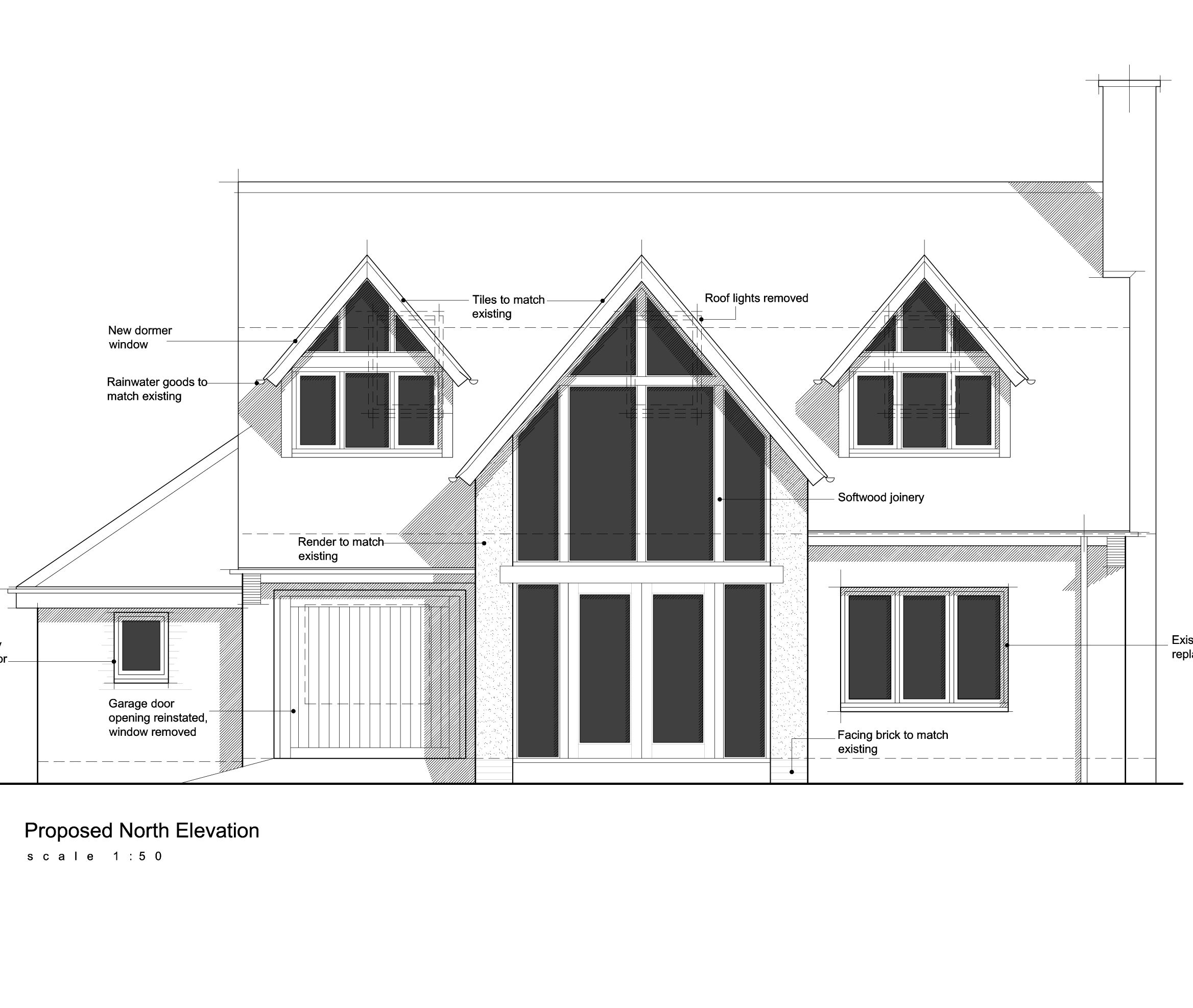 Bungalow Designs Uk Conversion Shabbington