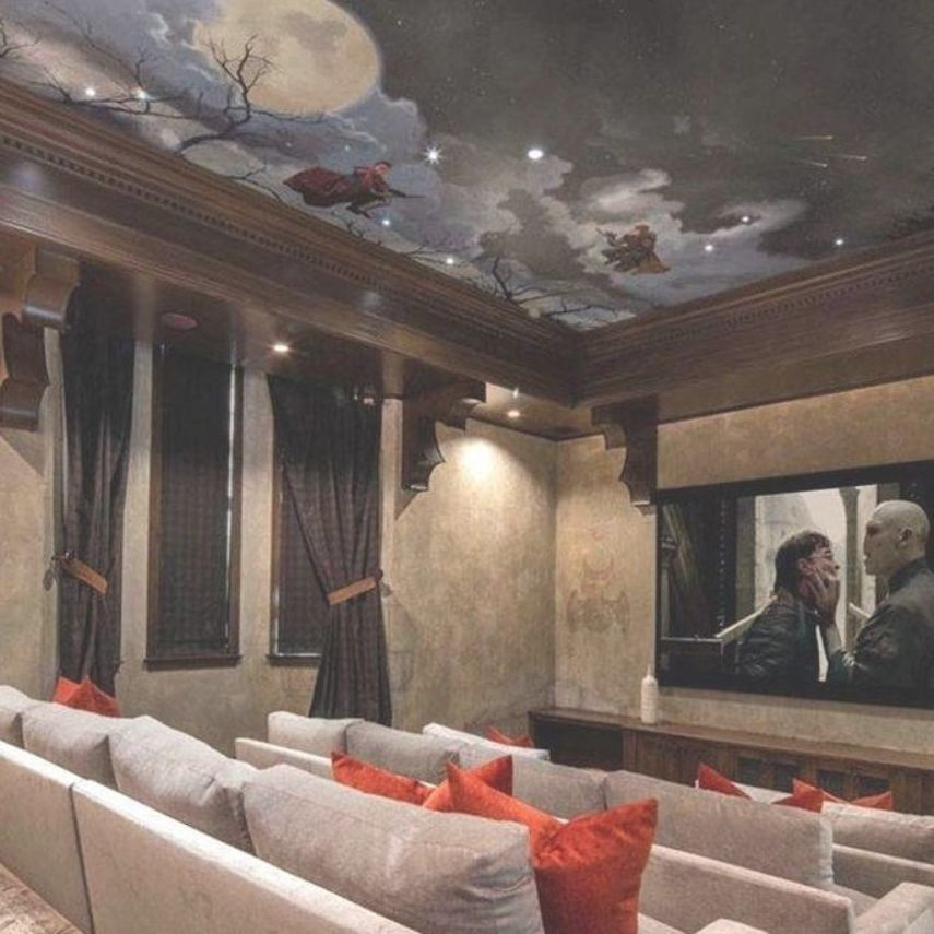 Astonishing Basement Home Theater Plans Basement Home Movie Theater Hometheater Homedecor Homethea Home Theater At Home Movie Theater Home Theater Design