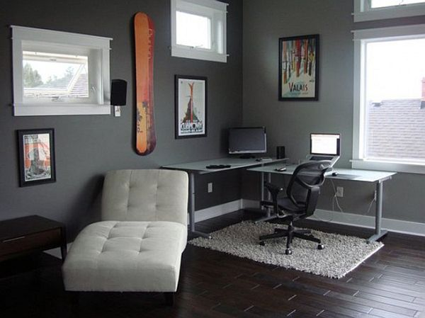 Sophisticated Home Study Design Ideas Modern Home Office Office Interiors Home Office Decor
