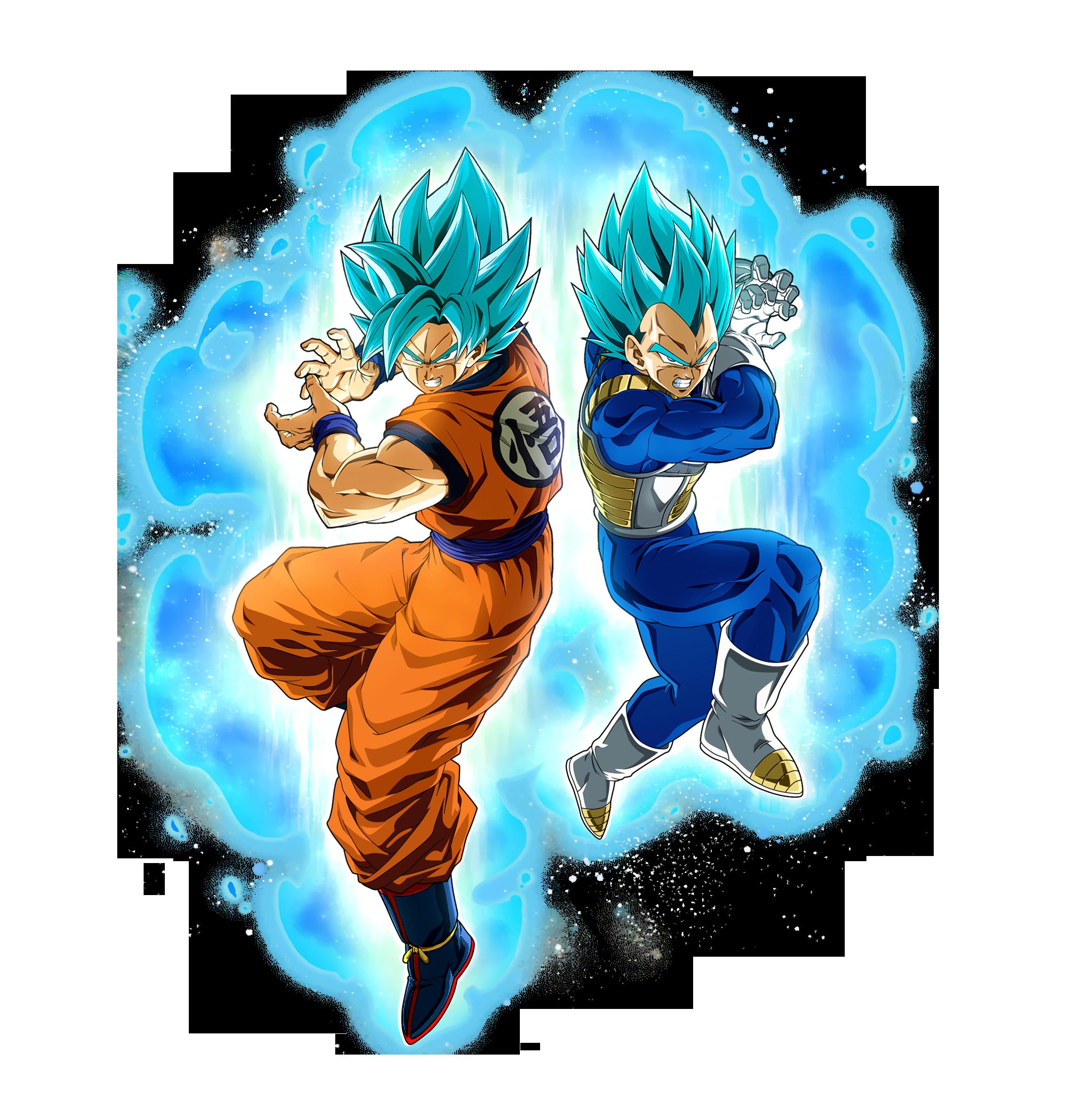 Goku Vegeta Ssgss Render 2 Dokkan Battle By Maxiuchiha22 On Deviantart Anime Dragon Ball Super Dragon Ball Super Manga Anime Dragon Ball