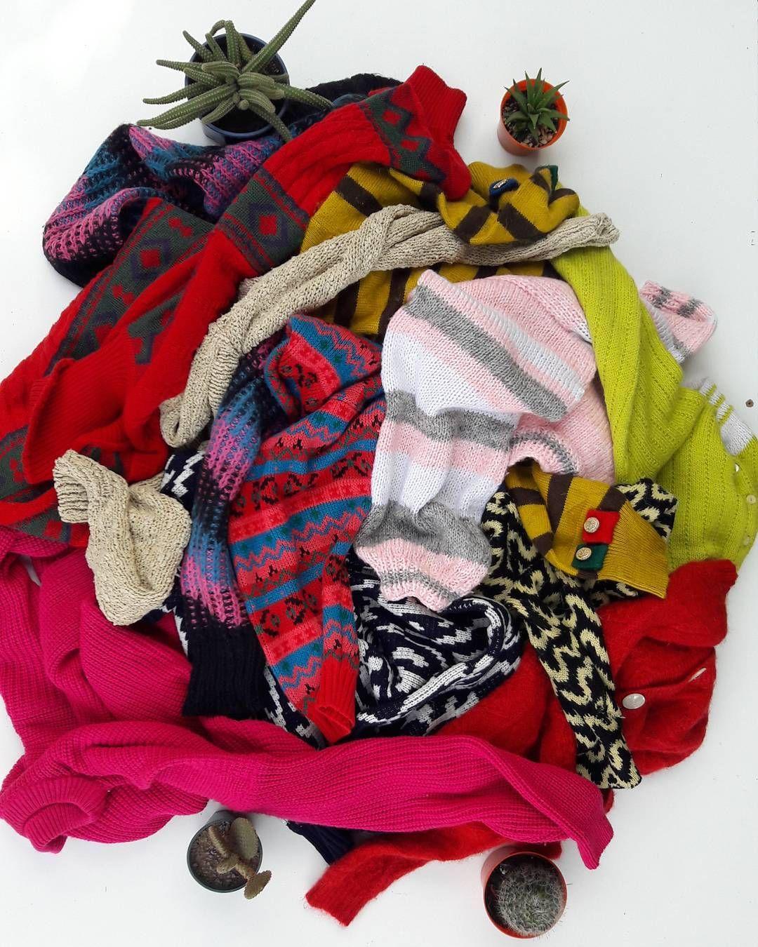 mañana llega una nueva tanda de sweaters de Las Martas Vintage a El Showroom del Señor Alberto  para aprovechar el feriado vamos abrir de 14hs a 20hs  Tacuari 905 San Telmo. by adasnac
