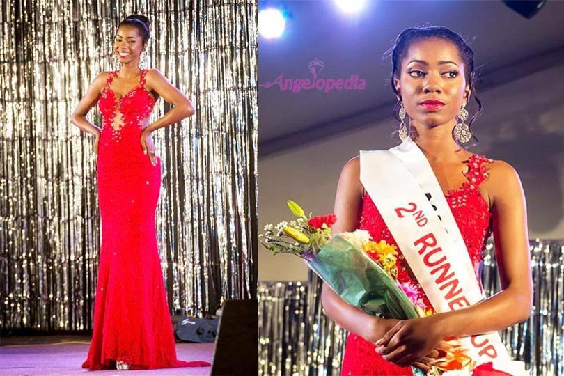 Jackiema Flemming is Miss World St Kitts & Nevis 2015