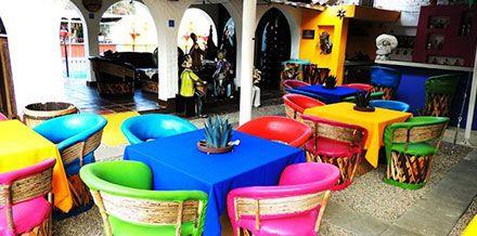 Decoracion De Restaurantes Mexicanos Ubicado En El