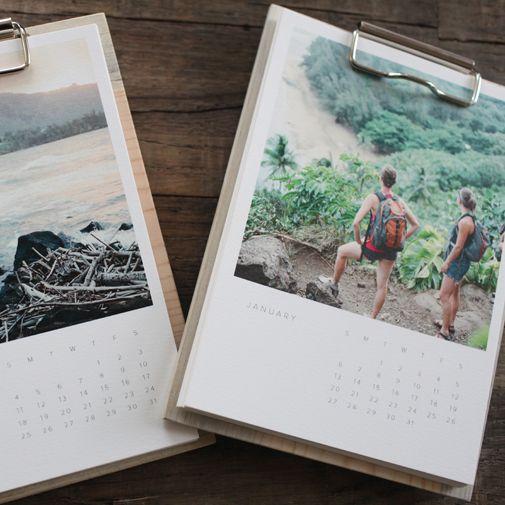 Wood Calendar nice things like journals Instagram, Calendar