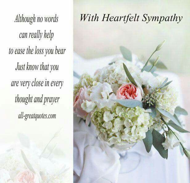 My Condolences Quotes New Pinsimone Anglin On Simone  Pinterest  Memorial Quotes .