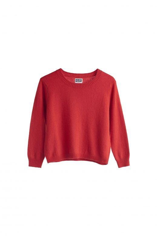Hele Knit Sweater. Polyamide 80%, Angora 20%. Weekday. 250 DKK (Meget gerne i sort, bordeaux, beige anden farve).