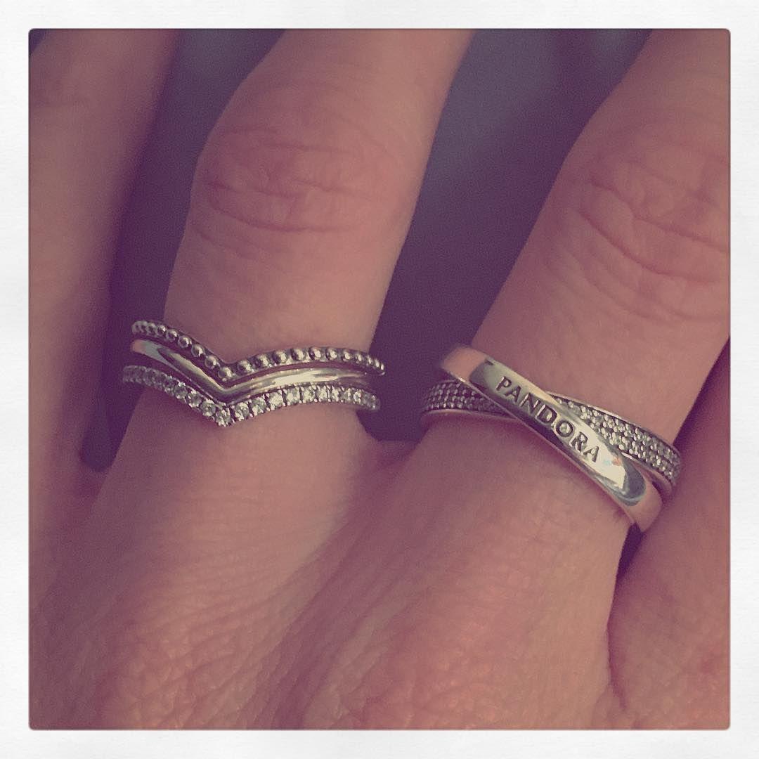 38d54ee3e Pandora rings Pandora Armband Silber, Pandora Rings Stacked, Pandora  Jewelry, Pandora Bracelets,