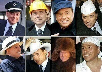 Ciao Silvio Berlusconi