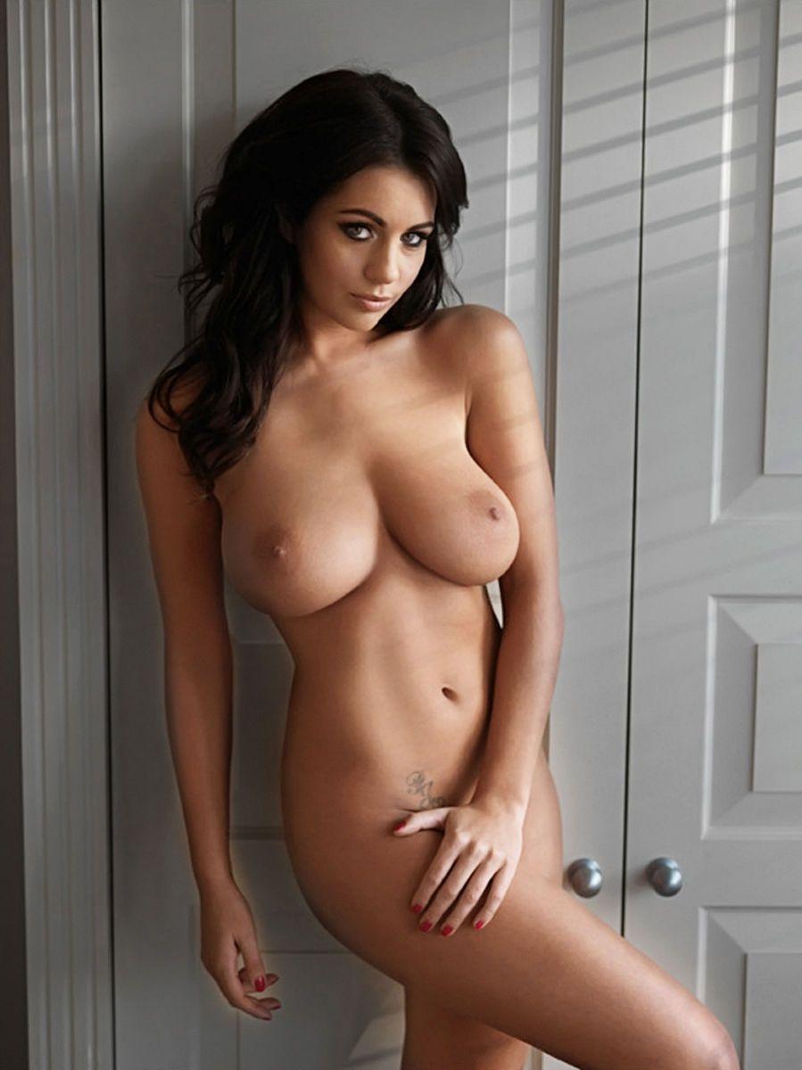 Perfect natural boob nude