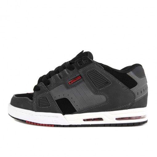 e9aedf39fc8 Globe Sabre Grey Black Red  lpu  sneaker  dailydrops  hypesrus