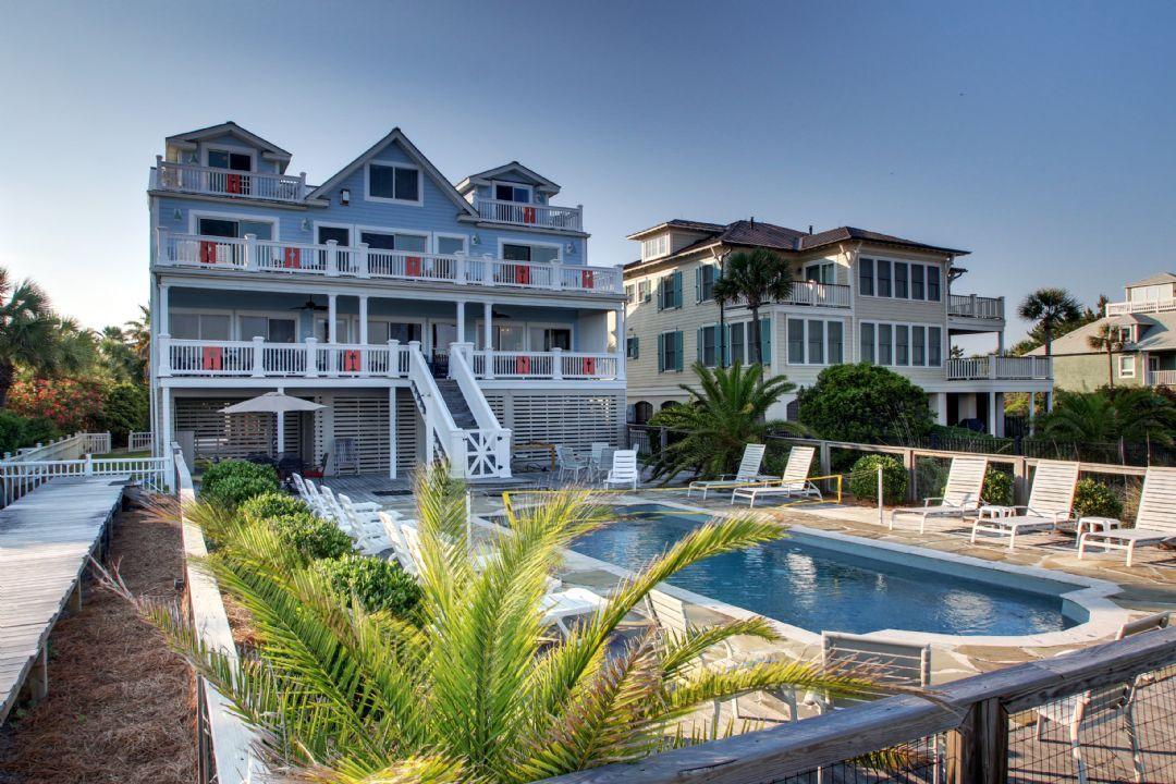 706 ocean boulevard isle of palms oceanfront vacation