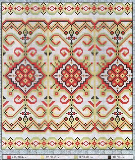 Folk patterns - Majida Awashreh - Picasa Albums Web Pisanki ...