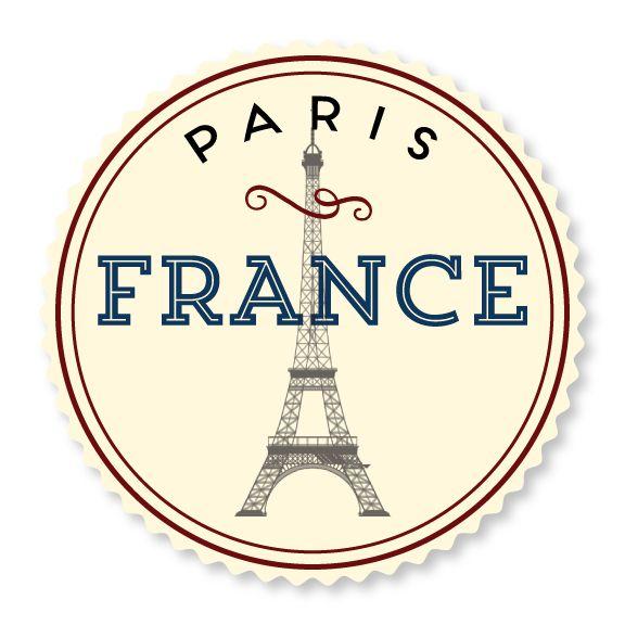 French vintage Paris La Tour Eiffel 19th Vintage post card Ephemera under glass antique Souvenir from Paris