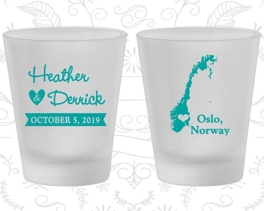 Fleur De Lis Personalized Frosted Shot Glasses Nola Wedding Cajun Wedding 405 Frosted Glassware Laissez Les Bons Temps Rouler