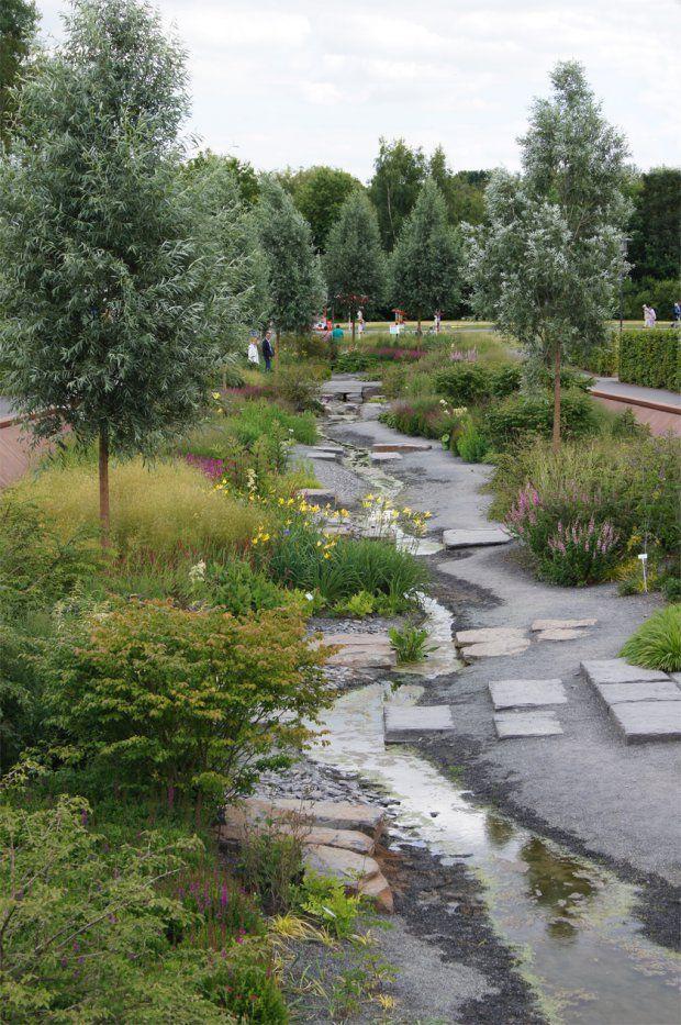 Gie 223 En Hessen Bio Swale Landscape Architecture