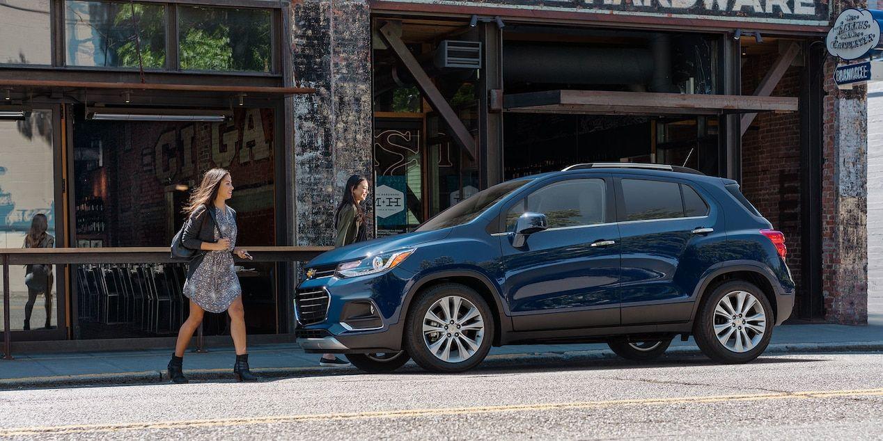 2019 Trax Compact Suv Chevrolet Trax Suv Chevrolet