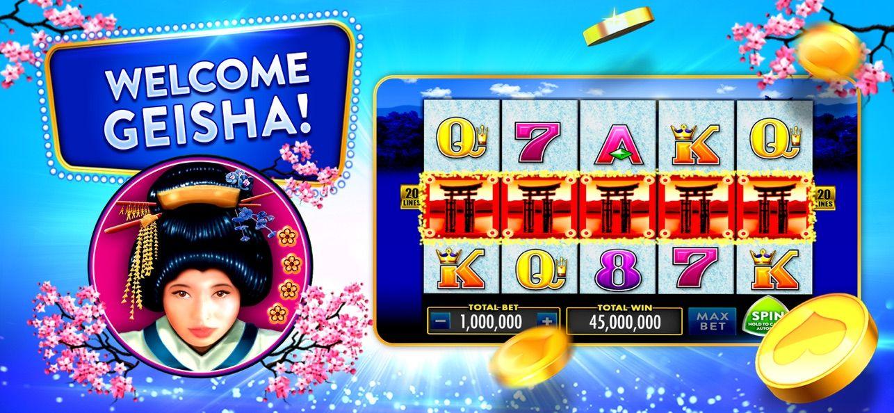 Heart Of Vegas Slots Casino On The App Store Mesin Slot Kartu Romantis