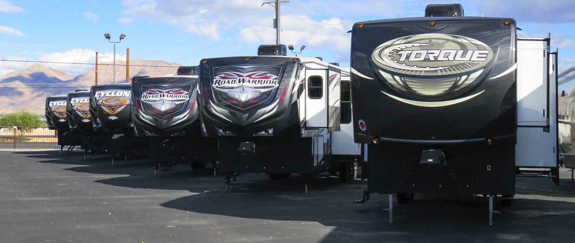 #MyHeartland #HeartlandOC #Cyclone #RoadWarrior #Torque   Johnnie Walker RV's, Las Vegas: http://www.johnniewalkerrv.com/  Heartland Toy Haulers: http://www.heartlandrvs.com/brands/toyhaulers