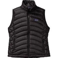 Patagonia - Down Sweater Vest 84627 (women's) - Black