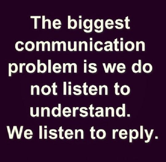 Active listening is about being present in the moment with the person you are listening to. It is a part of the magic. Undo your need to do
