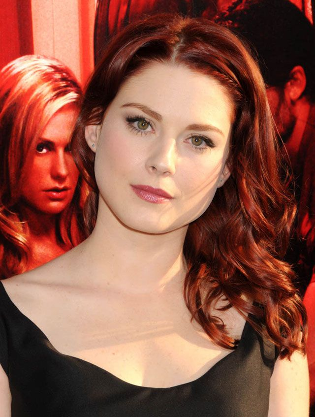 Love this hair color on Alexandra Breckenridge. | Beauty ...