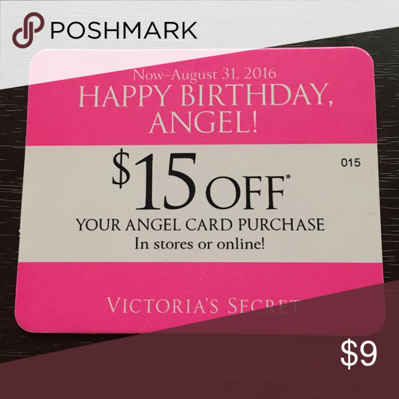 86da25fb877  15 OFF Victoria Secret Coupon ONLINE CODE ONLY Online code only.. This  price is for Payp I   Merc ri only.. Thank you.. Victoria s Secret Other