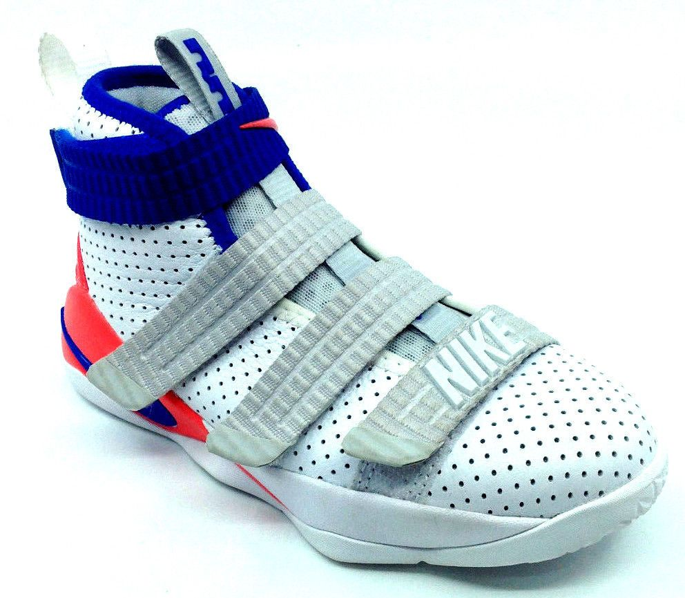 buy popular d1831 6d6e9 eBay #Sponsored Nike LeBron Soldier XI SFG Boys Size 11 C ...