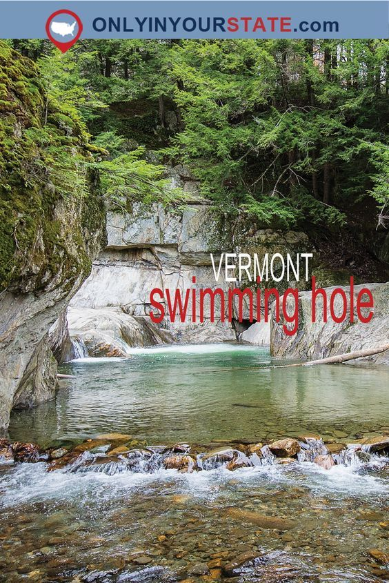 Travel | Vermont | Swimming Hole | Summer | Natural Attractions | Outdoor | Weekend | Day Trip