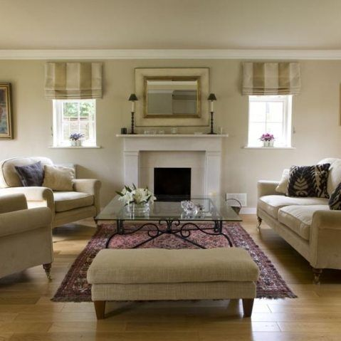 Furniture Arrangement Sofa 2 Chairs Benchliving Room Alluring Budget Living Room Decorating Ideas Decorating Inspiration
