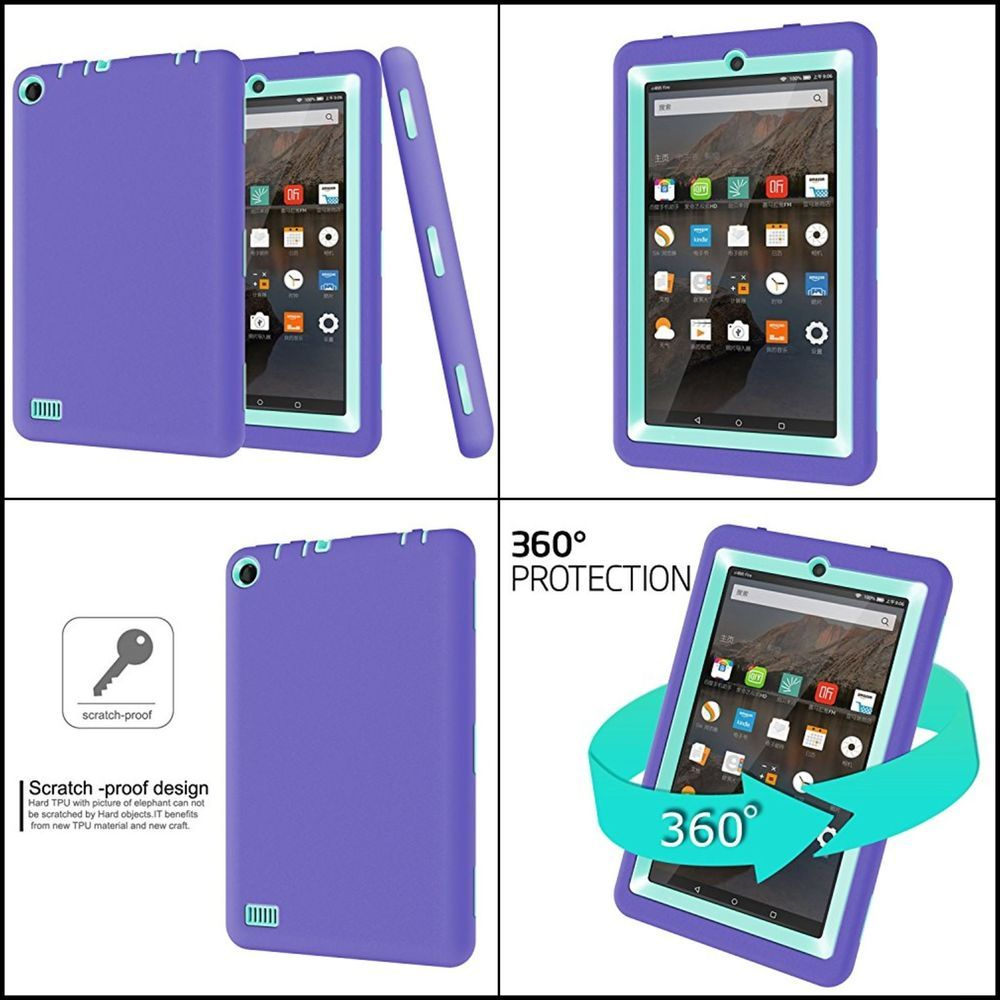 Thin 7 H Pc Tablet Case For Kids Hd Wifi Android Camera