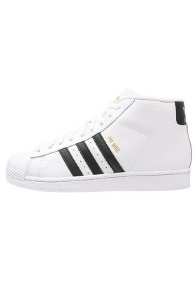 PRO MODEL - Sneakers hoog - white | Adidas schoenen, Adidas ...