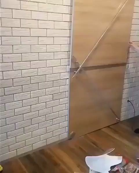 Photo of Amazing home ideas flip door