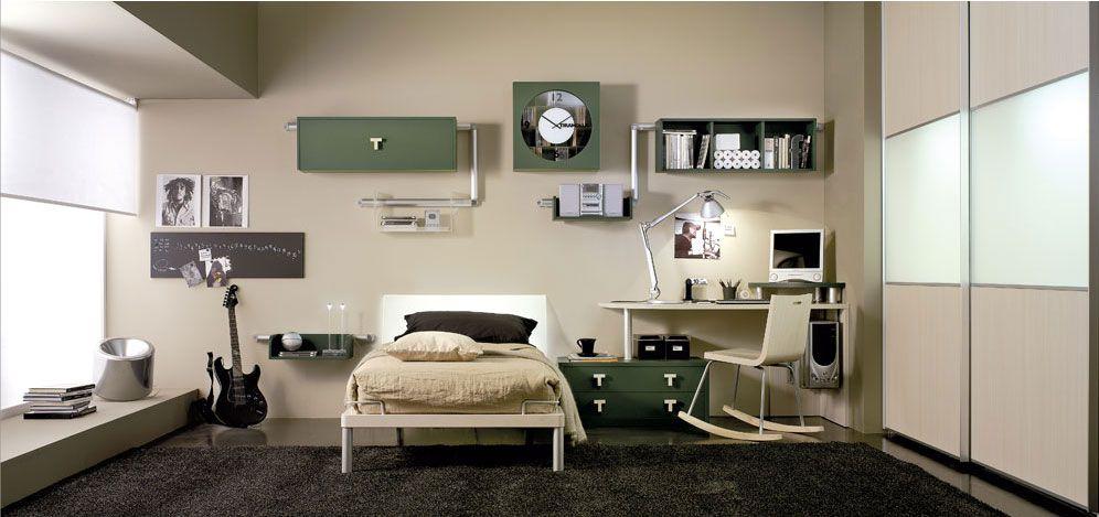 habitaciones juveniles para hombres - Buscar con Google | Interior ...