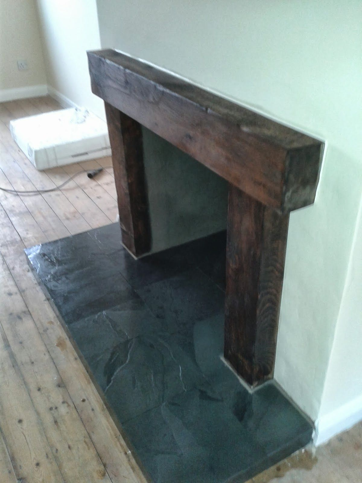 Rustic Slate Fireplaces - Fireplace Builder Pocklington