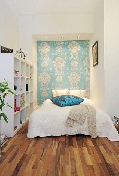 Ideas para dormitorios peque os toma nota dormitorios - Decorar habitacion chica ...