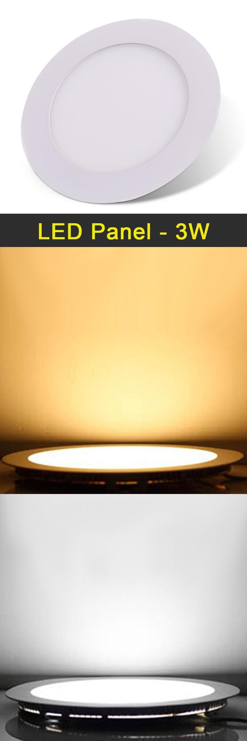 visit to 3w led panel light round led downlight 110v 220v led