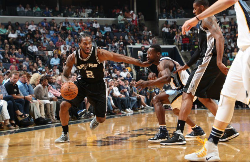 NBA Playoff Preview 2 Spurs vs. 7 Grizzlies The