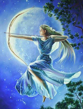 what was artemis the god of