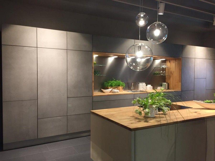 42Sachsenküchenkitchensetdesignatlivingkitchenshowin Alluring Kitchen Set Design 2018