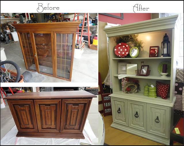 Best 25 Refinished China Cabinet Ideas On Pinterest