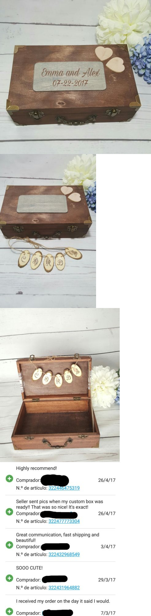 Card Boxes and Wishing Wells 168189 Rustic Wedding Card Box With – Ebay Wedding Card Box