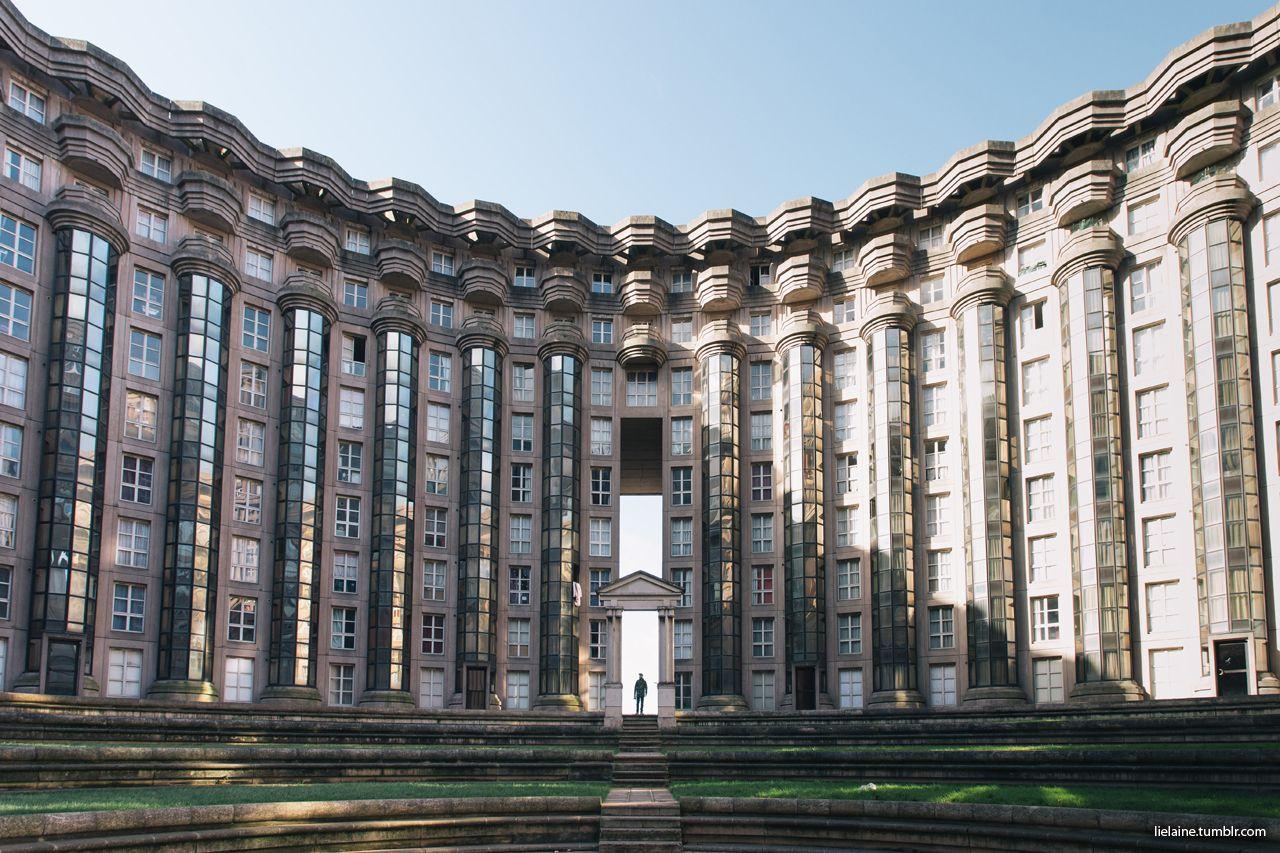 Noisy Le Grand Architecture noisy-le-grand, france | noisy-le-grand, mockingjay, photo
