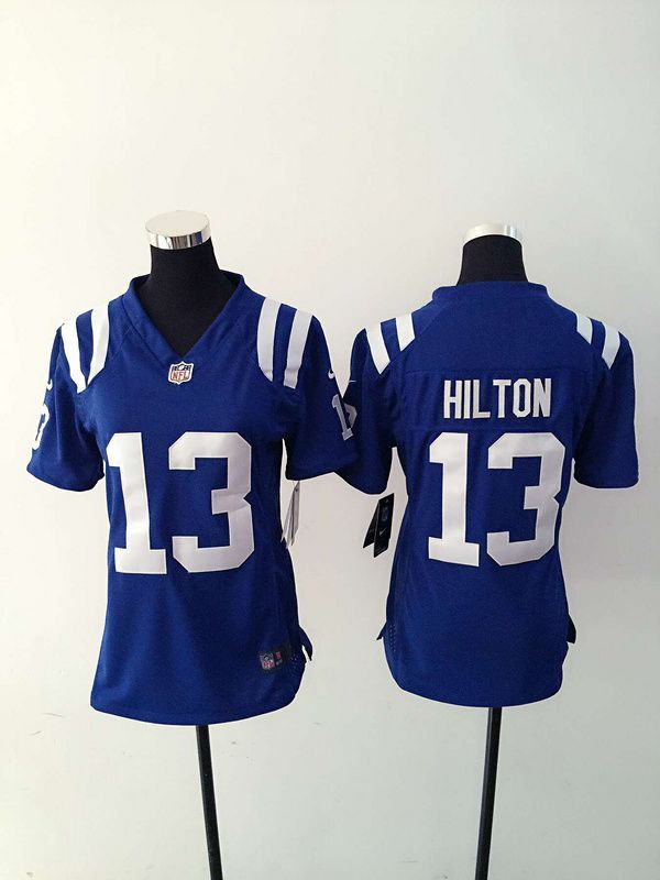 brand new 2d63e 9ac65 coupon code for 13 elite t.y. hilton indianapolis colts ...