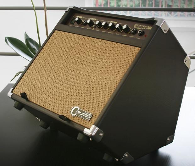 Carlsbro Sherwood 20r Acoustic Guitar Amplifier Acoustic Guitar Acoustic Amplifier