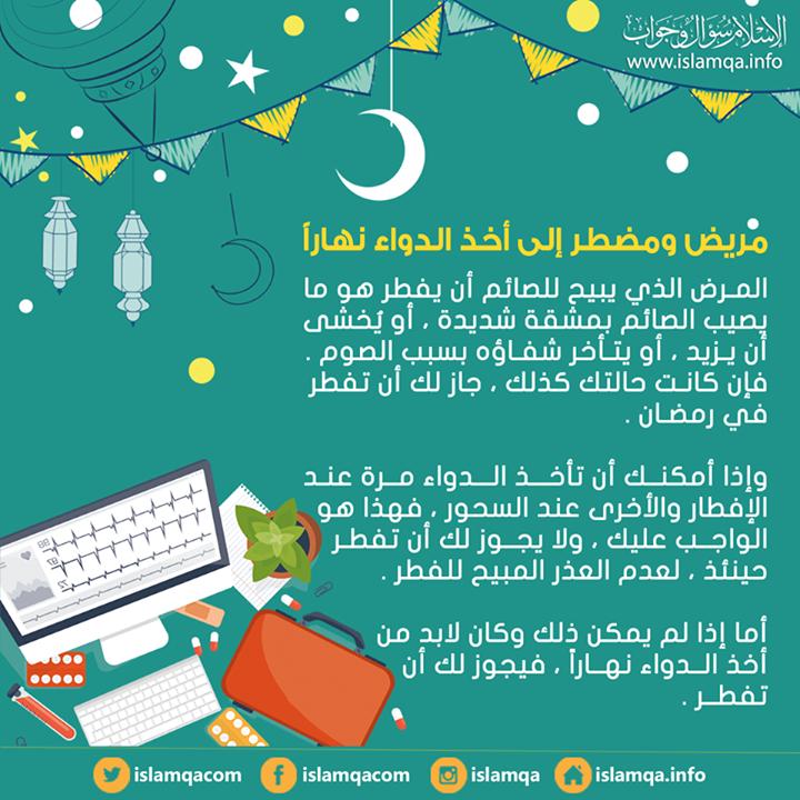 رمضان ما حكم مريض ومضطر إلى أخذ الدواء نهارا ج Http Ift Tt 2saul7z Map Map Screenshot